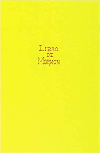 El Libro de Mormon (Spanish Edition)